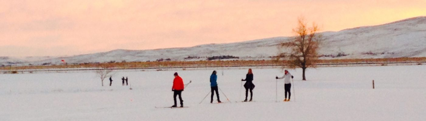 Lander Valley High School Nordic Ski Team